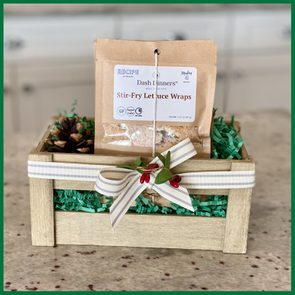 Dash Dinners Spice Gift Basket