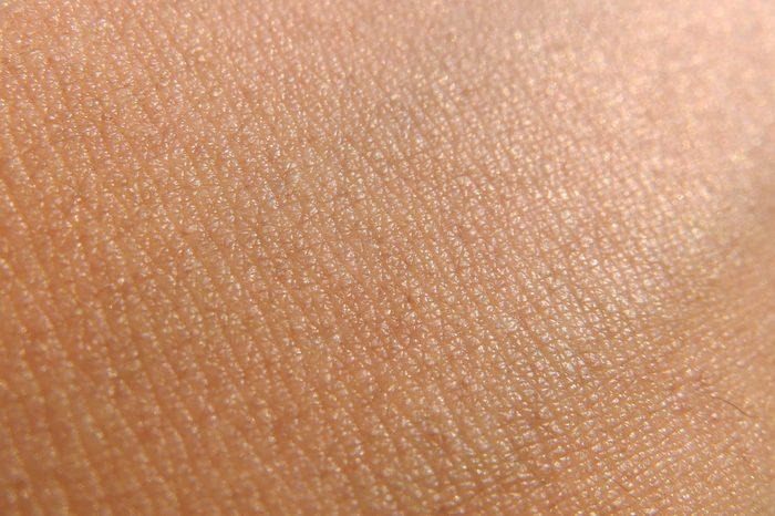 Full Frame Shot Of Human Skin
