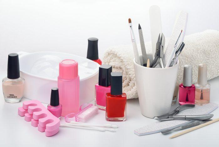 Manicure equipment
