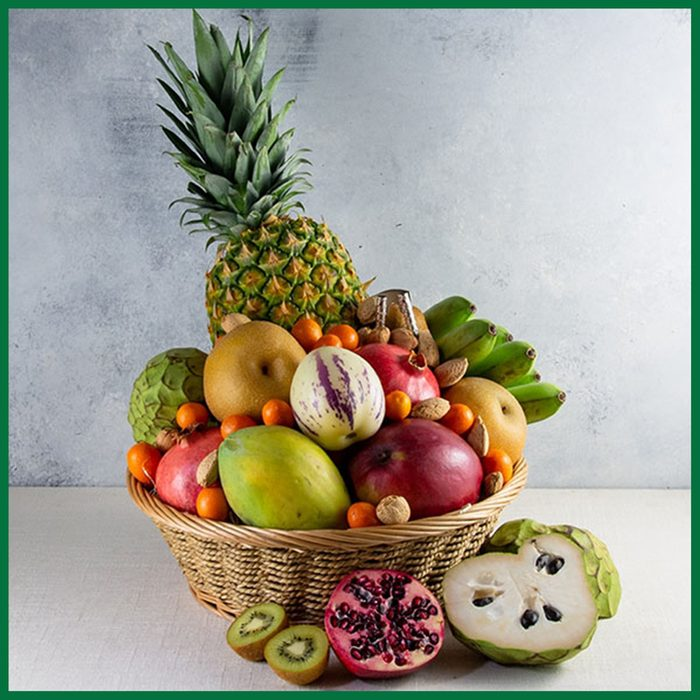 Melissa's Produce Exotic Centerpiece Basket