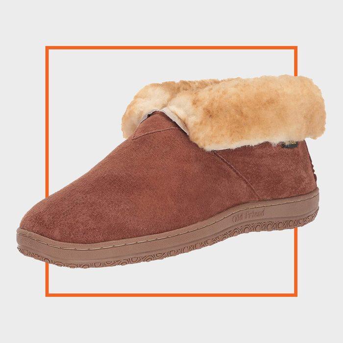 Old Friend Footwear Men's Bootee