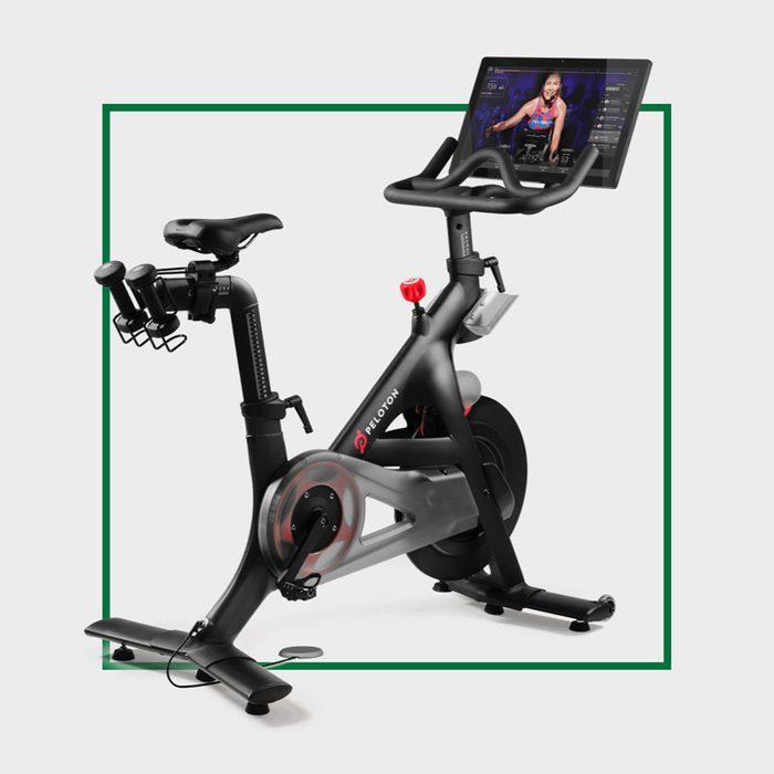 Peloton Indoor Exercise Bike