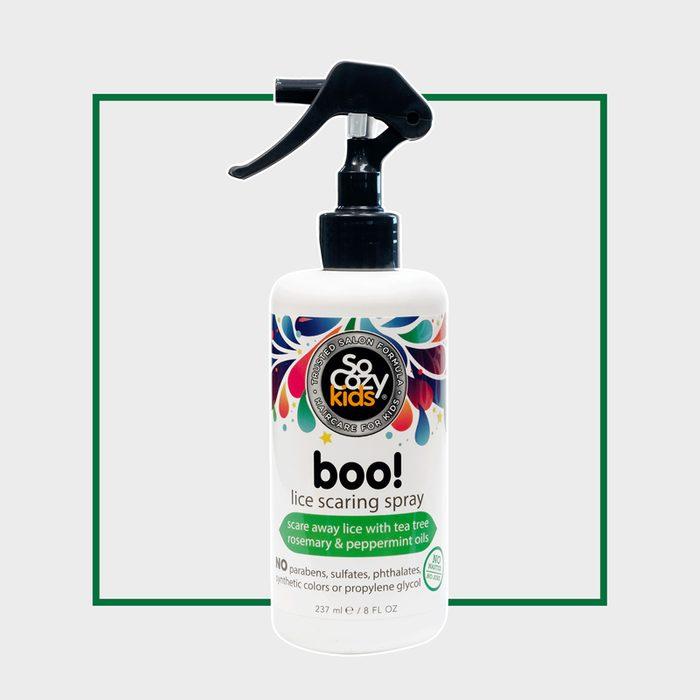 SoCozy Boo! Lice Scaring Spray