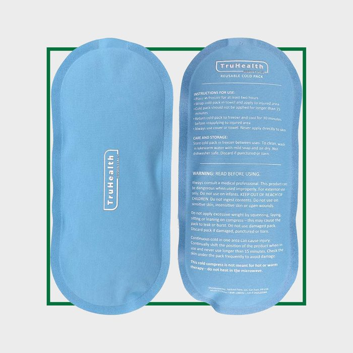 TruHealth Soft Ice Pack - Gel Ice Pack Cold Compress
