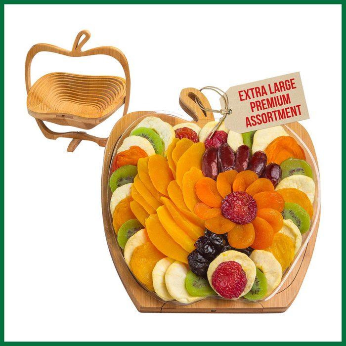 Bonnie & Pop Dried Fruit Gift Basket