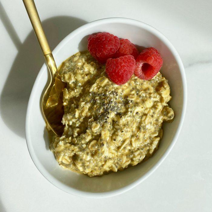 christine bullock chia oatmeal
