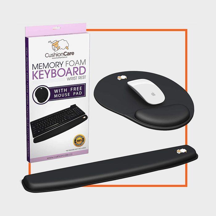 CushionCare Keyboard Wrist Rest Pad