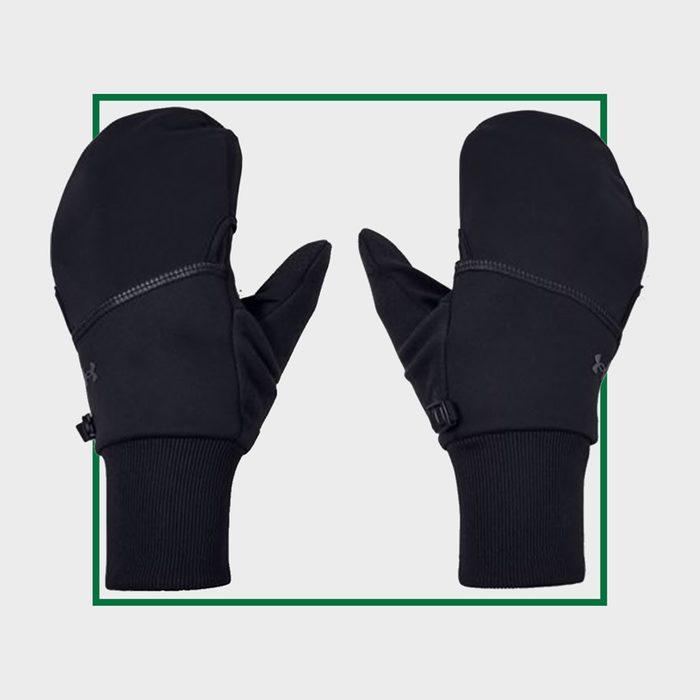 Under Armour Women's UA Run Convertible Gloves