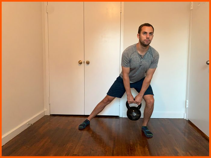 henry halse lateral lunges