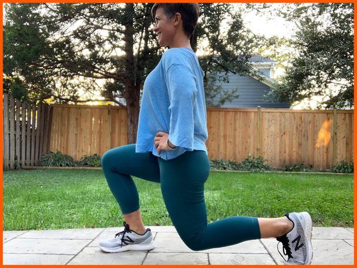 kelly vargo reverse lunge exercise