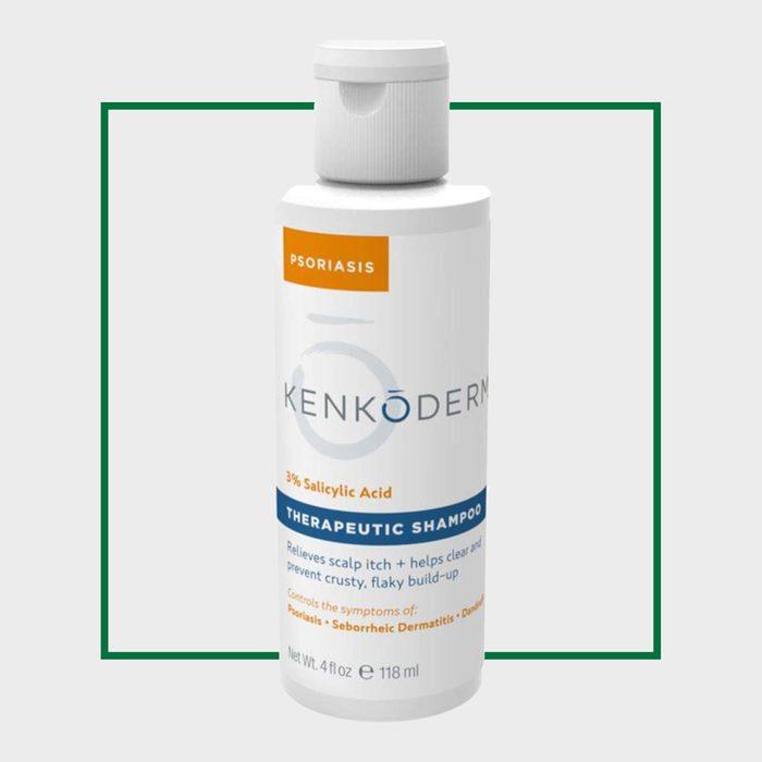 Kenkoderm Psoriasis 3% Salicylic Acid Therapeutic Shampoo