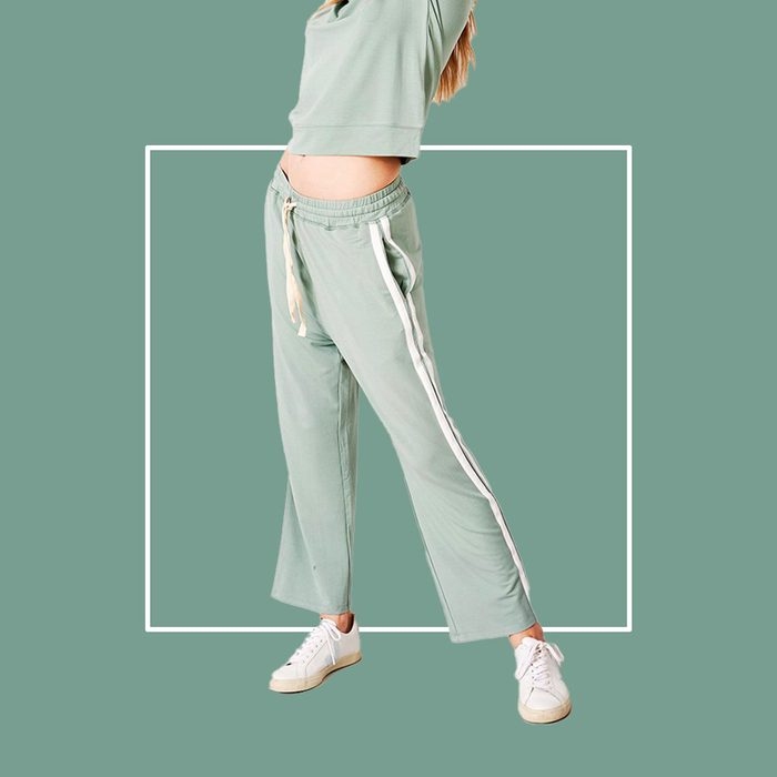 strip and stare lounge pant