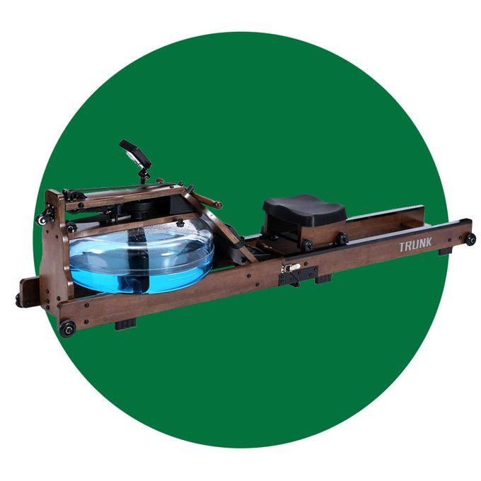 trunk rowing machine