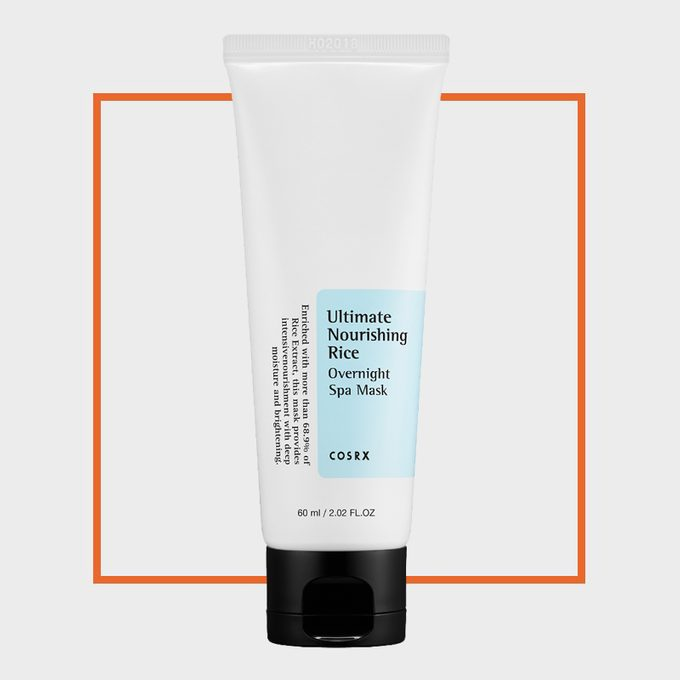 COSRX ultimate-moisturizing-rice-overnight-mask
