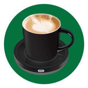 BESTINNKITS Smart Coffee Set Auto On/Off Gravity-induction Heating Plate