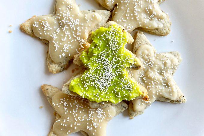 vegan gluten free sugar cookies