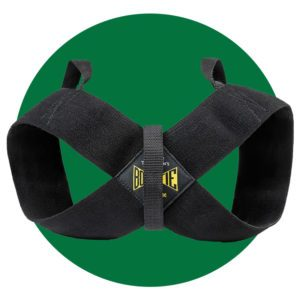 Donnie Thomsons Bowtie Posture Support Brace Corrector
