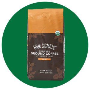 four sigmatic ground coffee