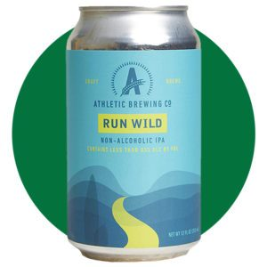 Run Wild IPA by Athletic Brewing Company