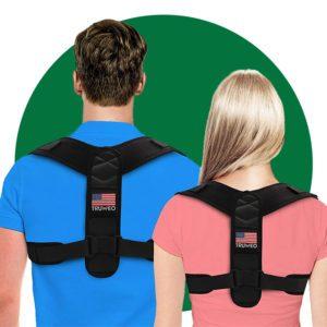 Truweo Posture Corrector For Men And Women