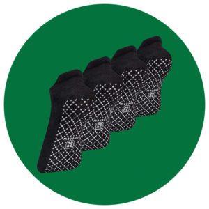 Unenow Unisex Non-Slip Grip Socks