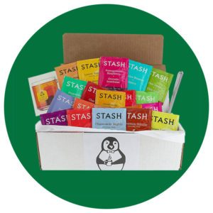 stash tea sampler