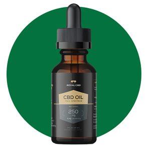 Royal CBD Full Spectrum CBD Oil 250 mg