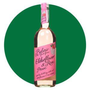 Belvoir Fruit Farms Elderflower and Rose Lemonade
