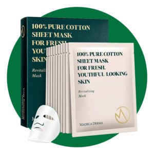 Madeca Derma Revitalizing Mask