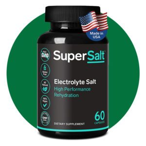 Keto Electrolyte Supplement, Salt Replacement Tablets