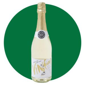 vin zero brut alcohol free sparkling wine