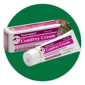 E C Post Templateterry Naturally Traumaplant Comfrey Cream