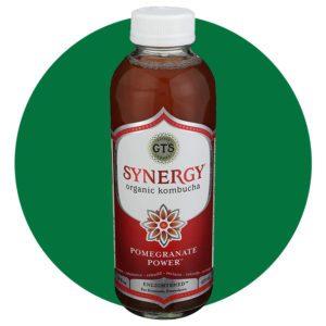 Gt Living Foods Synergy Kombucha