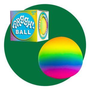 Arggh Rainbow Ball