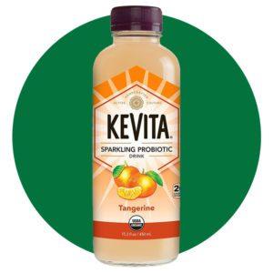 Kevita Sparkling Probiotic Drink Tangerine