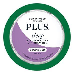 Plus Cbd Infused Gummies For Sleep