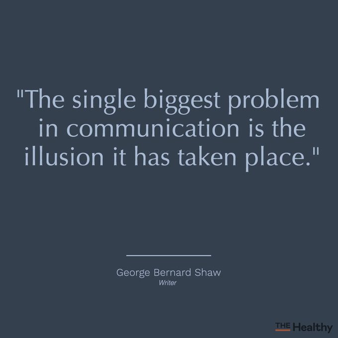1rd Communication Quotes