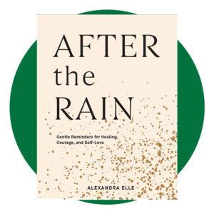 After The Rain Book