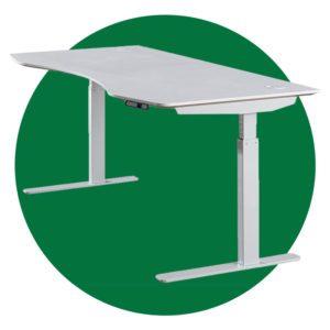 Apexdesk Elite Series Electric Height Adjustable Standing Desk