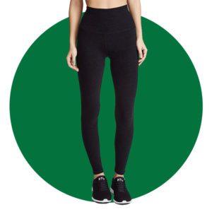 Beyond Yoga Womens Spacedye High Waist Midi Legging