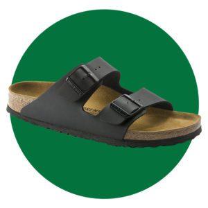 Birkenstock Unisex Arizona Leather Sandal