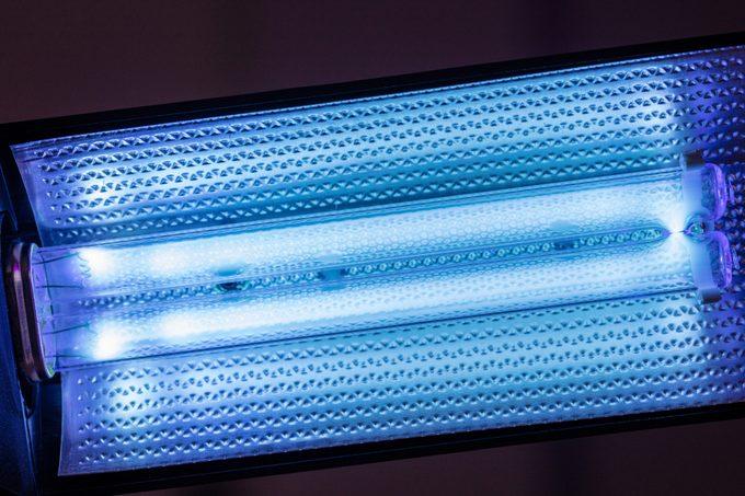 UV-C G23 light bulb Ultraviolet destroy viruses