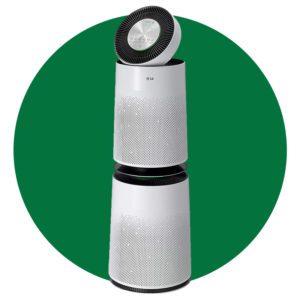 Lg Puricare 360 Degree Air Purifier