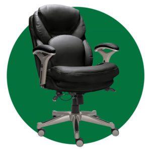 Serta Ergonomic Executive Office Motion Technology