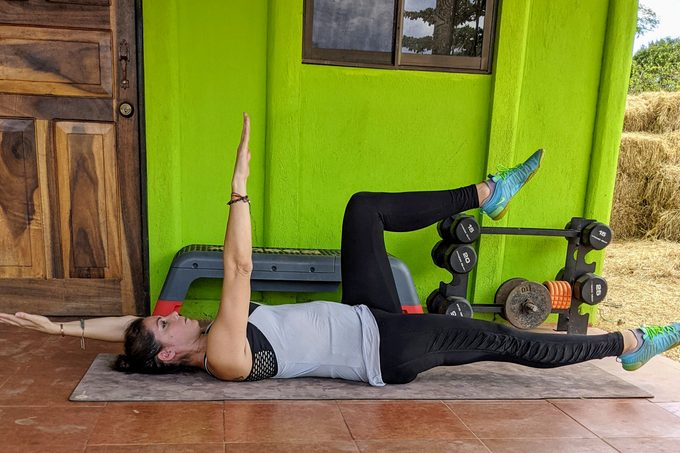 exercise Dead Bugs Engage Your Core