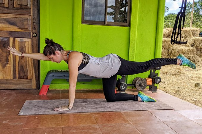 exercise Bird Dogs Engage Your Core