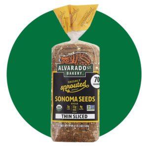 Alvarado Street Bakery Sprouted Wheat Bread