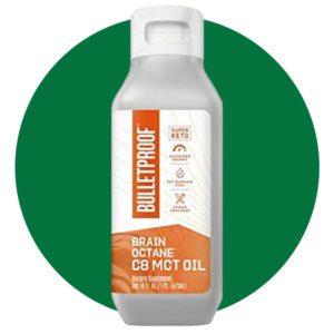 Bulletproof Brain Octane Premium C8 Mct Oil