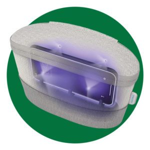 Homedics Uv Clean Sanitizer Bag Portable Uv Light Sanitizer