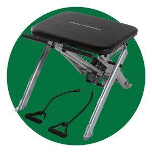 Proform Pilates Studio Chair With Dvd